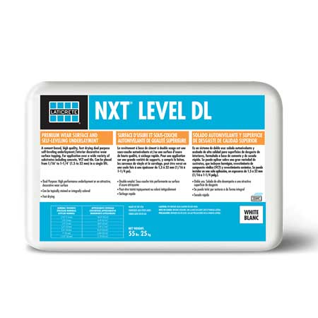NXT-LEVEL-DL plancher 1867 autonivelant